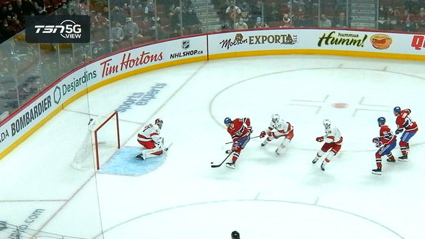 TSN 5G View: Andersen makes big save on Anderson's backhand
