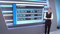 BNN Bloomberg's mid-morning market update: Oct. 21, 2021