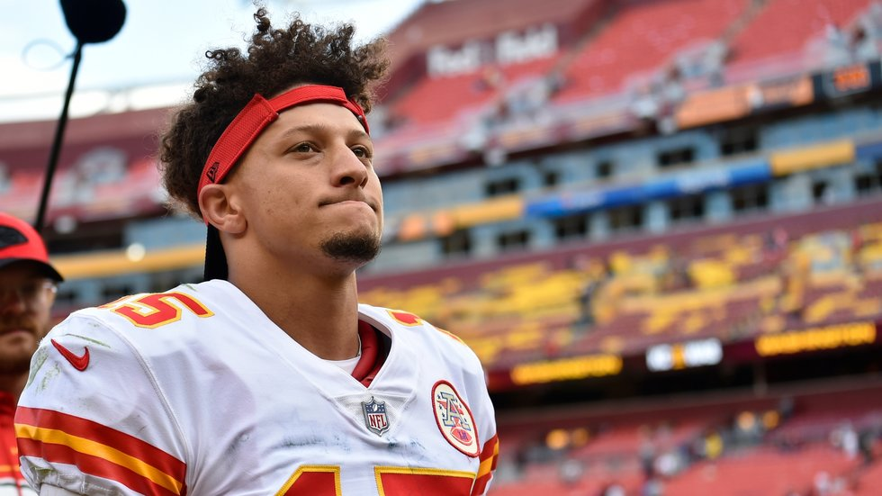 Is the NFL starting to catch up with Patrick Mahomes?