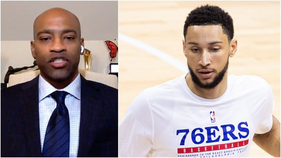 Carter: Sixers need to figure out a Simmons trade and move on