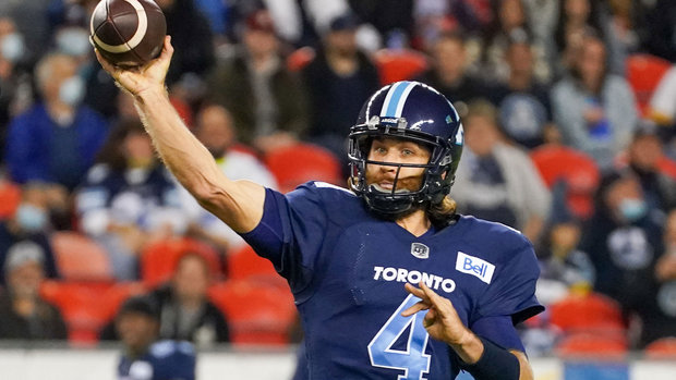 CFL Spotlight: MBT helping Argos rise above expectations