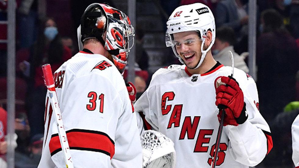 Kotkaniemi gets the last laugh in win over Habs