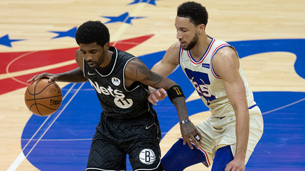 Who's more likely to make an impact on their current team, Irving or Simmons?