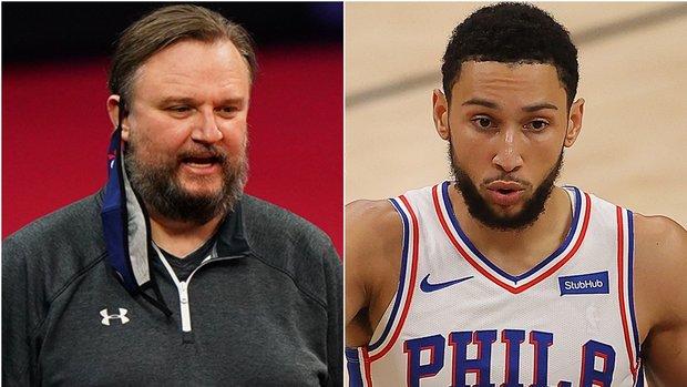 Morey: Expect Simmons saga to last a long time