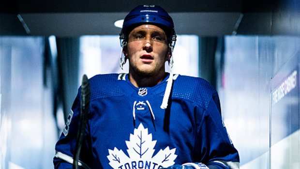 Leafs' Dermott plans to support LGBTQ community 'more vigorously'