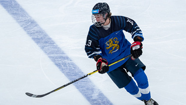 JHM: Button on Kemell and what makes his one of the top prospects for this year's NHL Draft