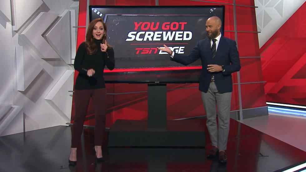 You Got Screwed! - Week 12