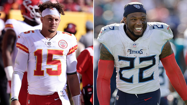 Who is the more dominant offensive weapon - Mahomes or Henry?