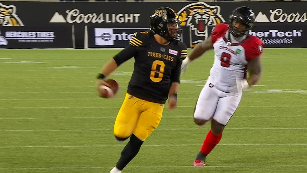 Masoli finding his groove as Ticats secure important Week 12 win