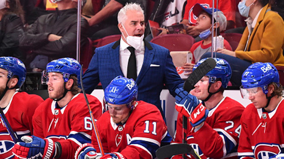 Ducharme: 'I believe in this group, I'm confident things will turn around'