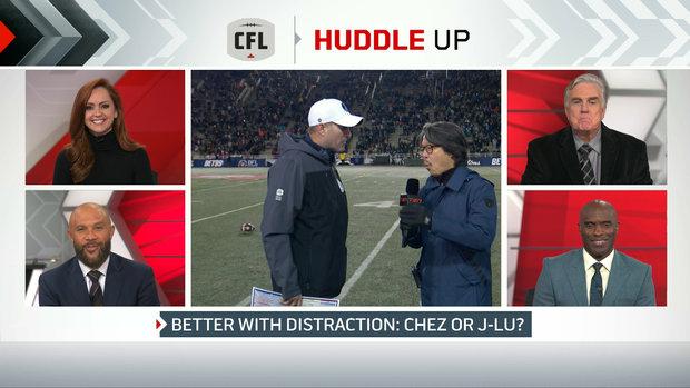 Huddle Up: Who handles pressure better, Sanchez or Lu?