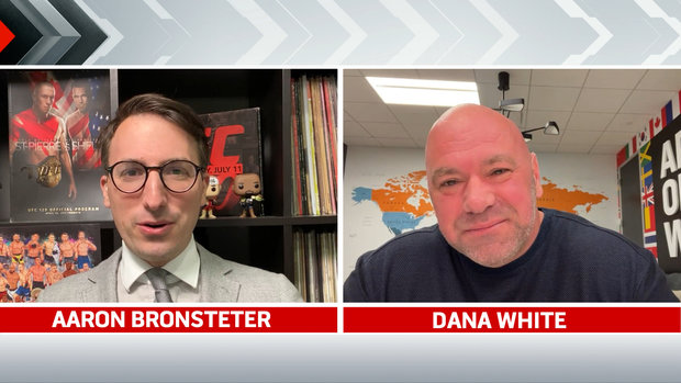 Dana White on Teixeira's ascent, favourite upcoming fight, Costa situation and more