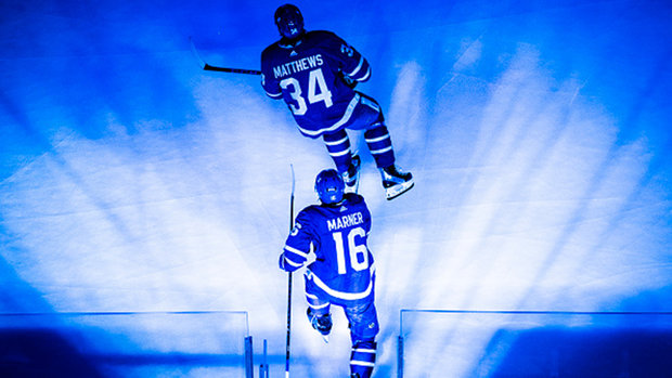 Duthie: Looks like Marner is carrying a huge weight on his shoulders