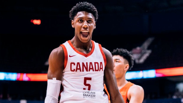 The Shift: RJ Barrett on elevating his game, Canada's national team, and Steve Nash