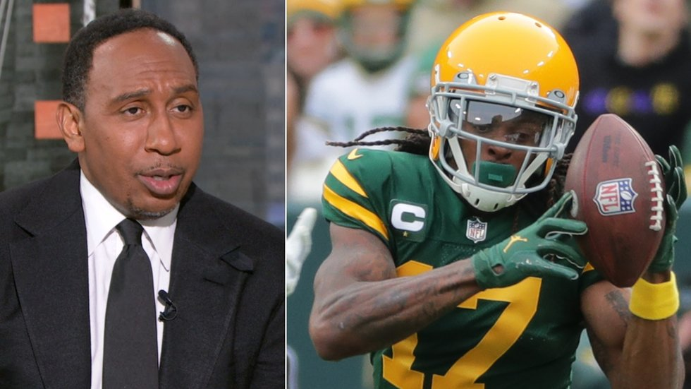 Why Stephen A. doesn't have much faith in Green Bay without Davante Adams