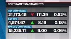 BNN Bloomberg's closing bell market update: Oct. 26, 2021