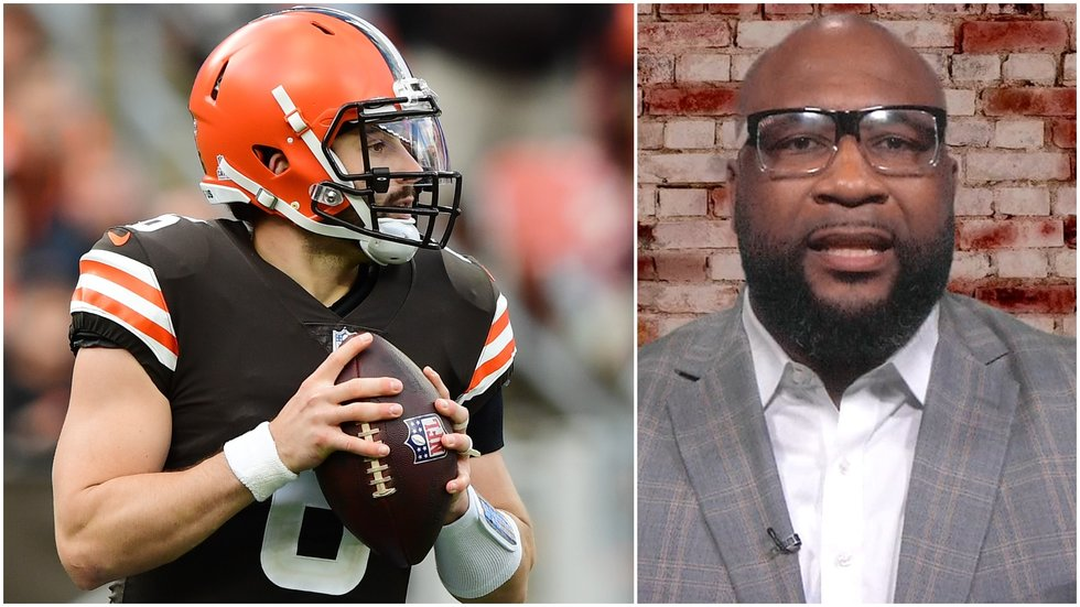Why the Browns shouldn't rush Baker Mayfield back onto the field
