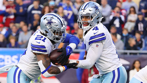 Daily Wager: NFL Week 8