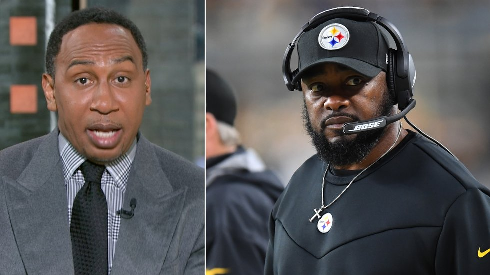 Stephen A.: Tomlin had every right to feel disrespected by USC question