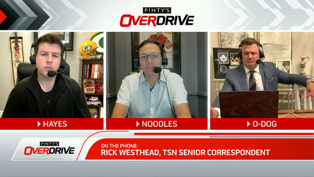 Westhead joins the show the breakdown the details of his exclusive interview with Kyle Beach
