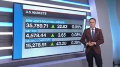 BNN Bloomberg's mid-morning market update: Oct. 27, 20210