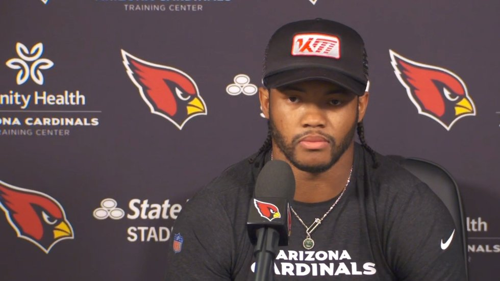 Kyler Murray praises Cardinals' culture