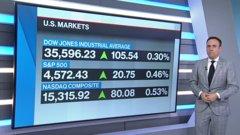 BNN Bloomberg's mid-morning market update: Oct. 28, 2021