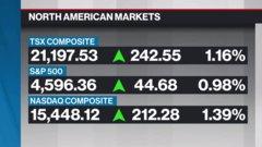 BNN Bloomberg's closing bell market update: Oct. 28, 2021