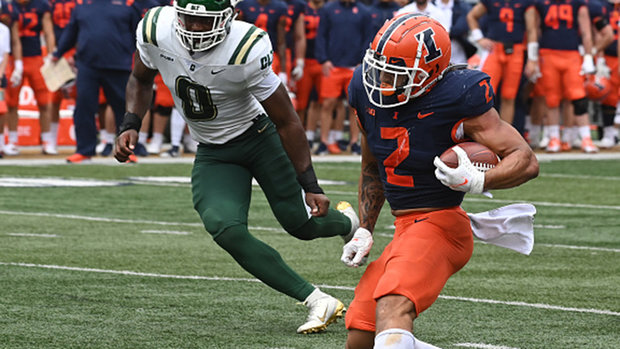 #Stateside5: Montreal's Clercius makes debut, Brown shines for Fighting Illini