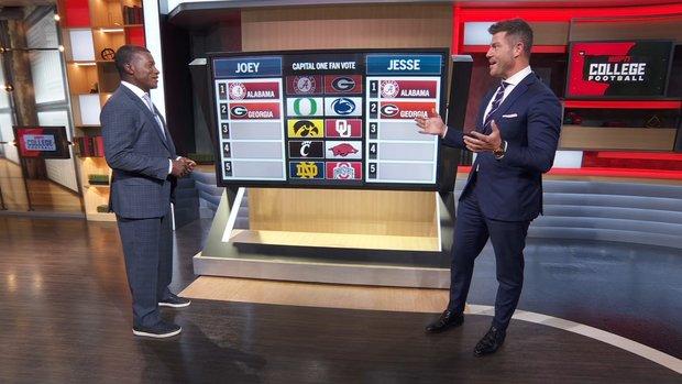 Breaking down college football's top teams after a wild Week 5