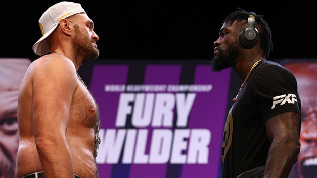 Wilder out for redemption in trilogy fight with Fury
