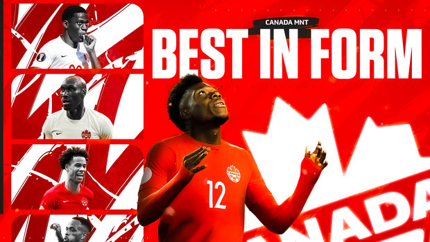 Scianitti ranks the Best in Form Canadians playing soccer around the world