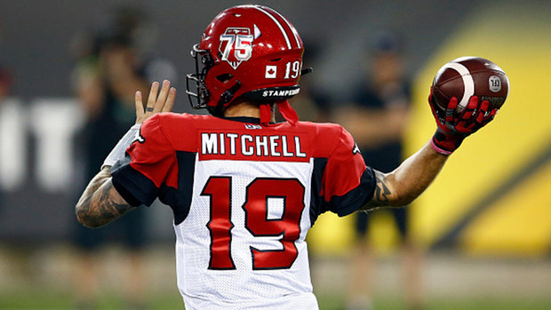 New week, but same question persists for Stamps fans: Is Bo Levi Mitchell healthy?