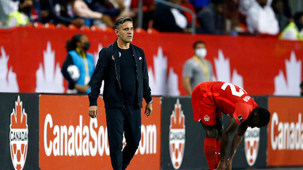How big is the upcoming qualifying window for Canada's men's national soccer team?
