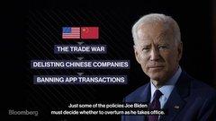 Explainer: Biden Faces Key Decisions on China