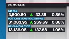 BNN Bloomberg's mid-morning market update: Jan. 19, 2021