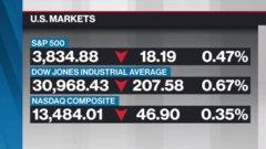 BNN Bloomberg's mid-morning market update: Jan. 22, 2021