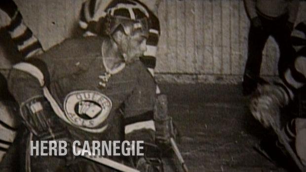 #WeWillDoBetter Profile – Herb Carnegie