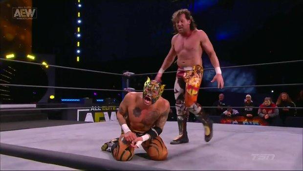 AEW Dynamite Match of the Night: Rey Fenix vs. Kenny Omega