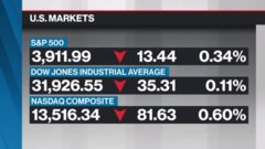 BNN Bloomberg's mid-morning market update: Feb. 25, 2021