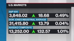 BNN Bloomberg's mid-morning market update: Feb. 26, 2021
