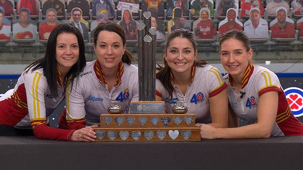 Scotties Tournament of Hearts: Final - Canada 9, Ontario 7