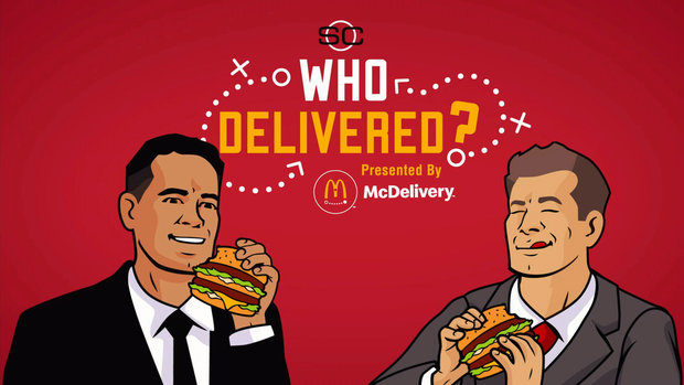 Who Delivered? Presented by McDelivery