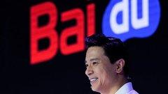 Baidu CEO Li Bets on AI, Autonomous Driving