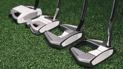 TaylorMade expands Spider putter franchise with four new designs