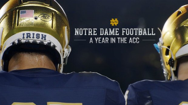 Notre Dame Football: A Year in the ACC