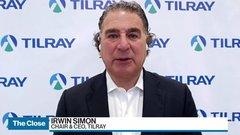 Tilray CEO: Plans to lobby US, Canada for better cannabis distribution
