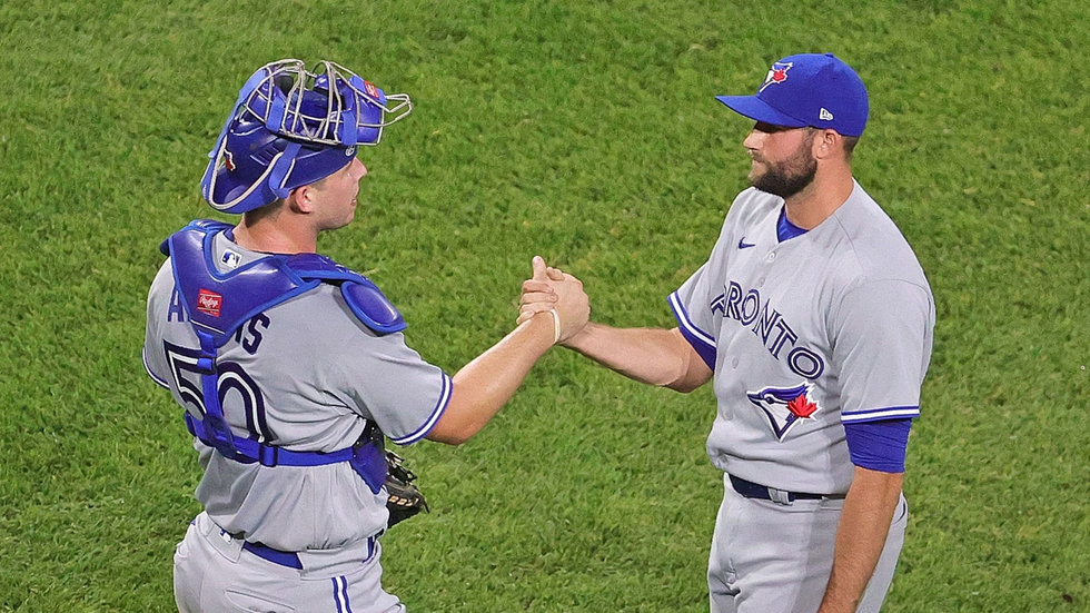 Chisholm: Jays could look to package a catcher at the deadline add to roster