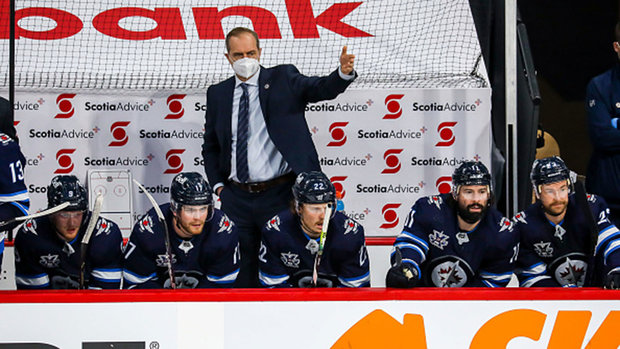 Maurice clarifies why he didn't shake hands with the Habs' players after their series