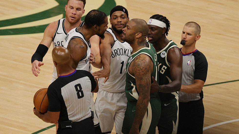 Daily Wager: Nets at Bucks Game 4
